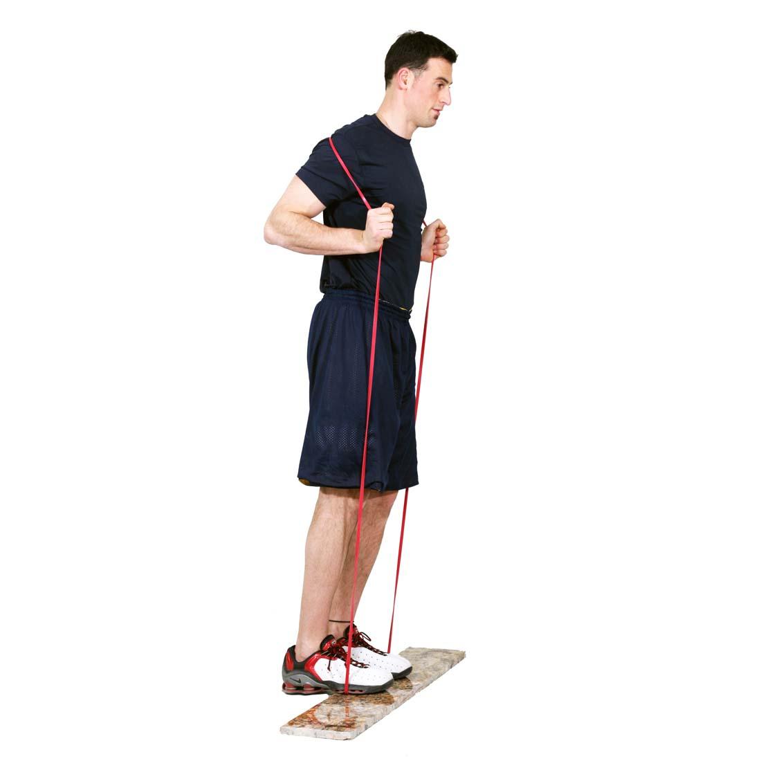 Band Exercises for Legs - Leg Day Workouts | Rubberbanditz