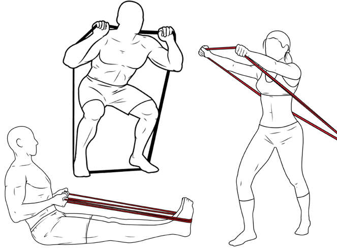 How To Use Resistance Bands In CrossFit