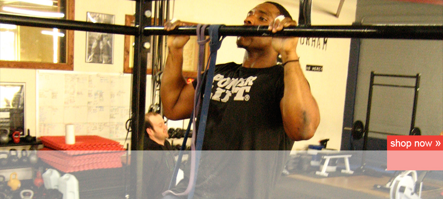 Power up Your Pullups!