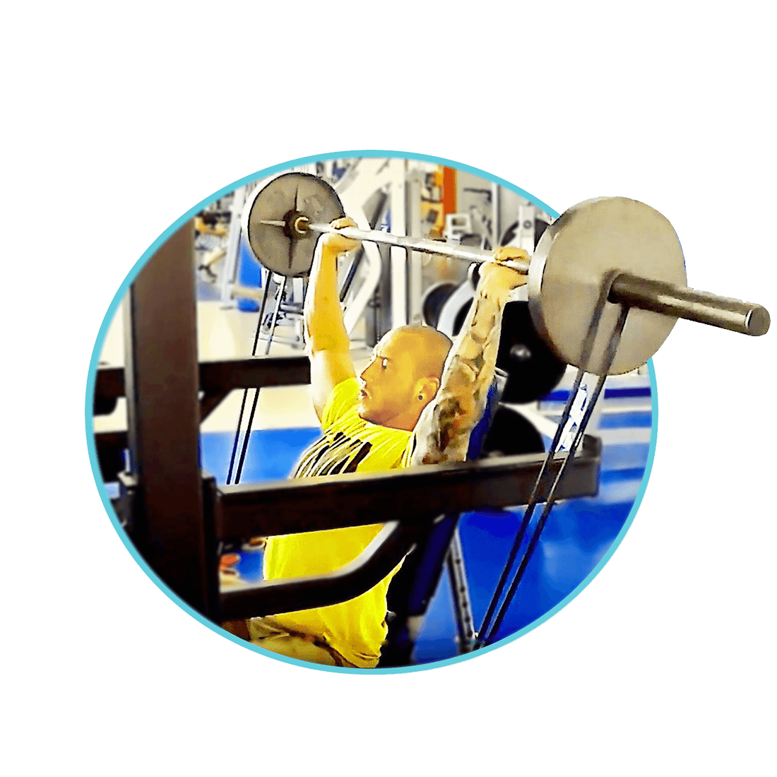 Bench Press Resistance Bands: Powerlifting Band Training