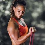 Using Rubberbanditz Resistance Bands For Arm Workouts