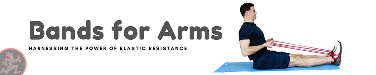 Using Rubberbanditz Resistance Bands For Arm Workouts Rubberbanditz