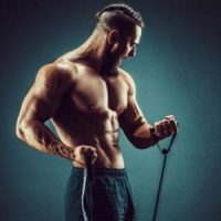 Full Body Resistance Band Workouts