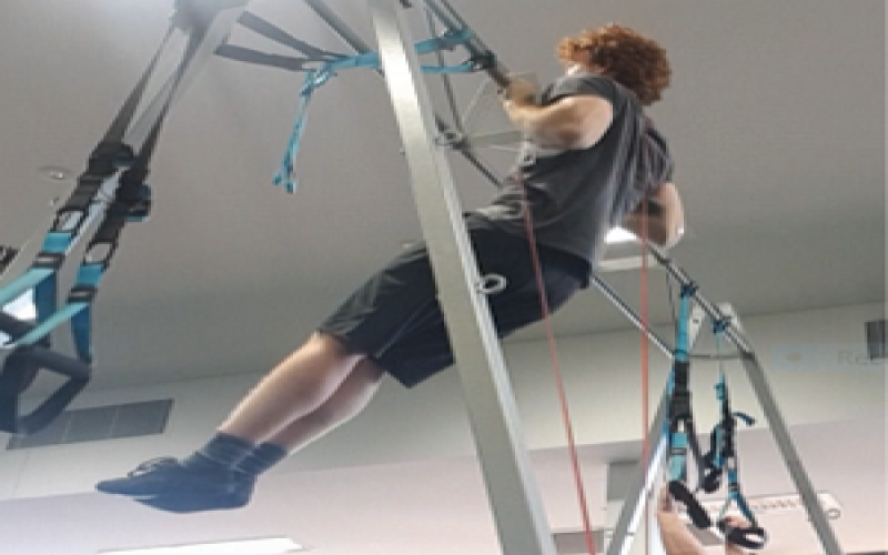 How to Do Assisted Pull Ups with Bands