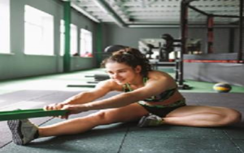 How to Use Resistance Bands for Stretching