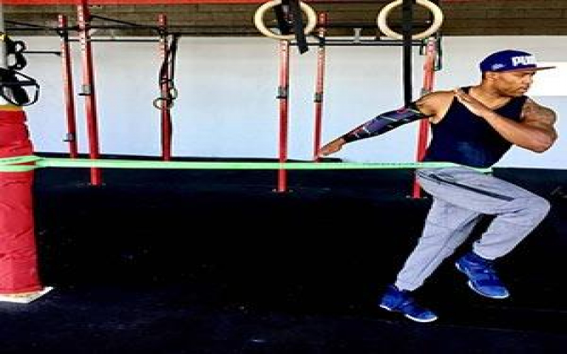 How to Use Resistance Bands for Speed Training
