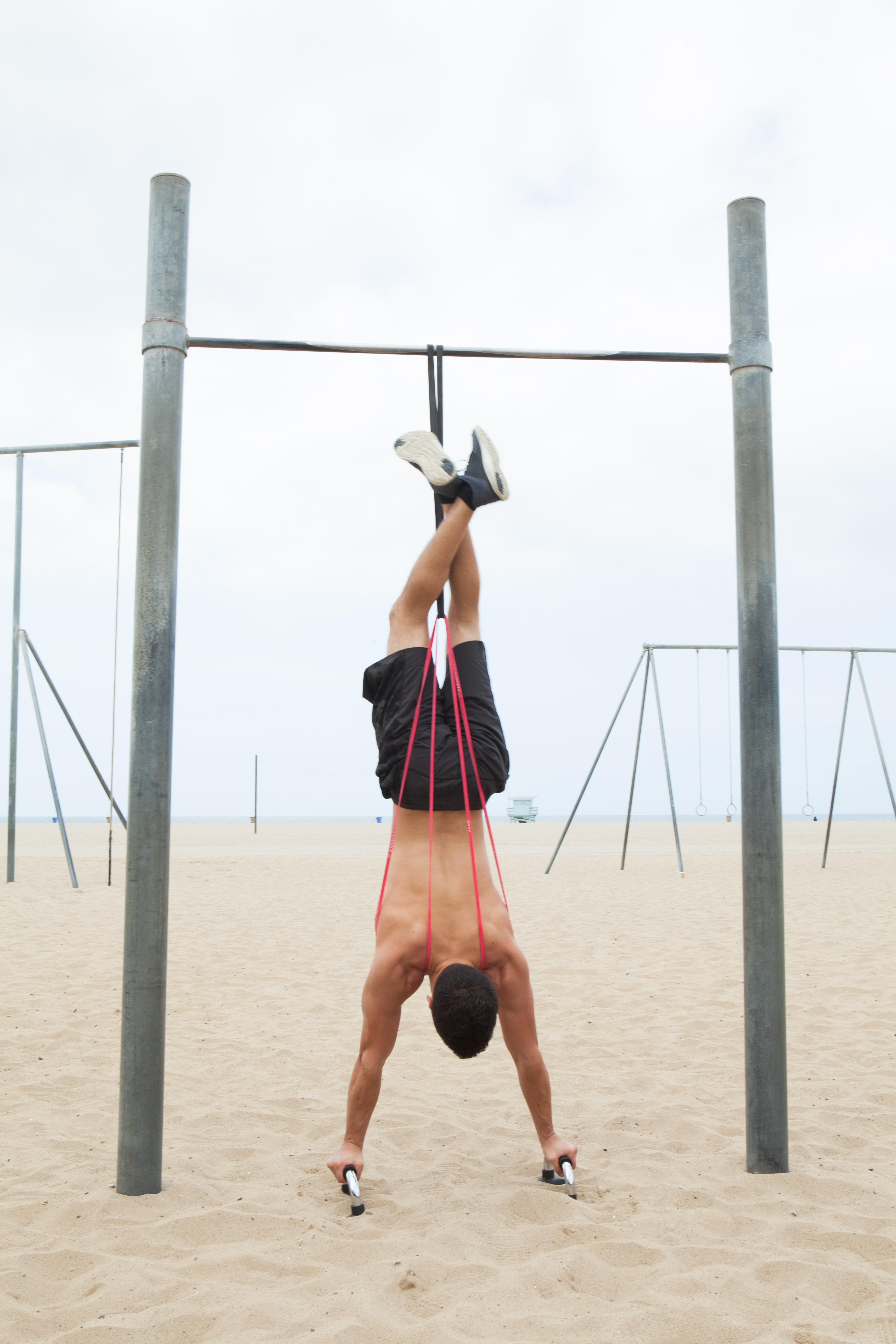Blog Making Noticeable Improvements On Your Handstands