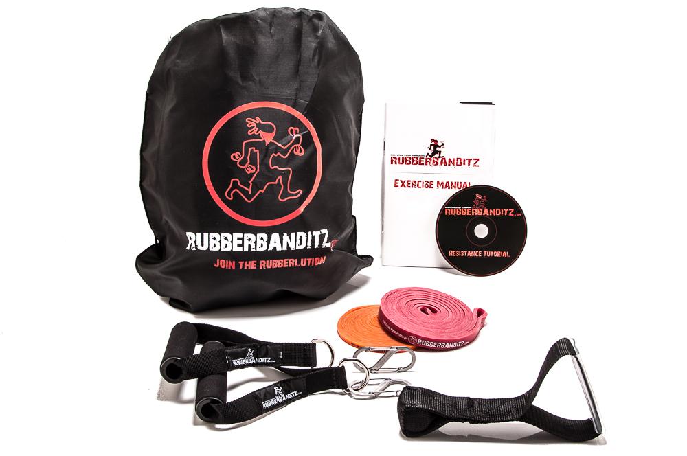 Basic Mobile Gym Kit
