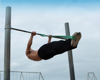 full front lever