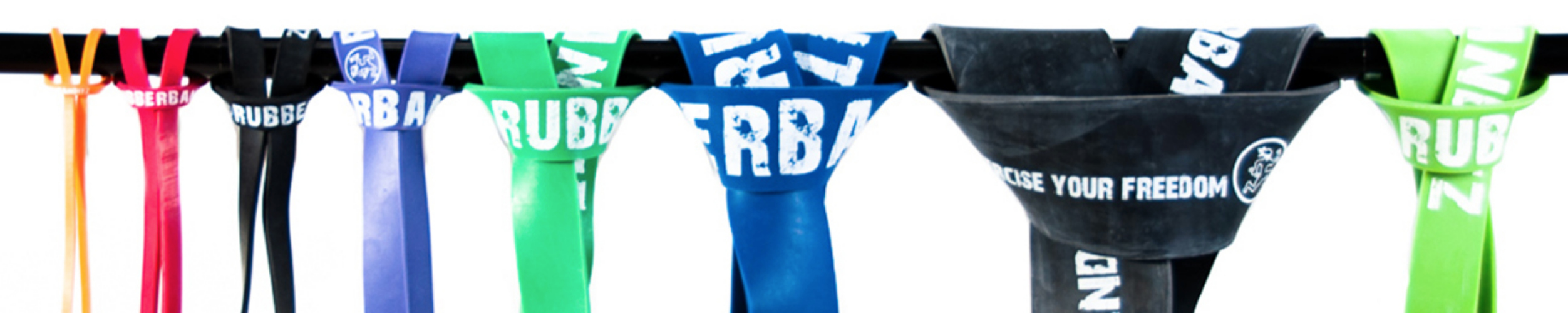 Rubberbanditz specializes in resistance bands and body weight training accessories
