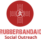 RubberbandAid Social Outreach