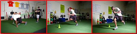 Speed Training Exercise